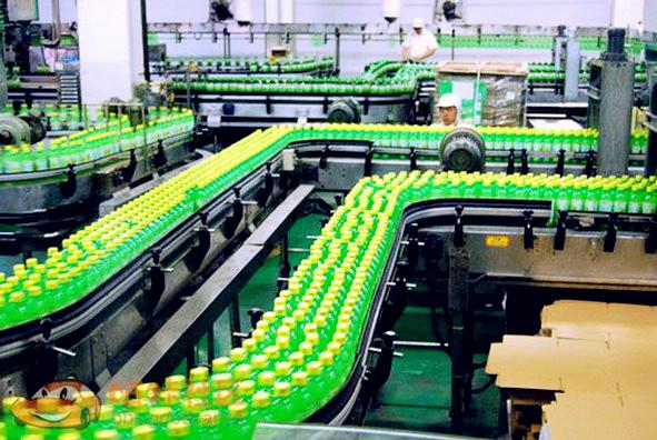 统一企业生产厂房