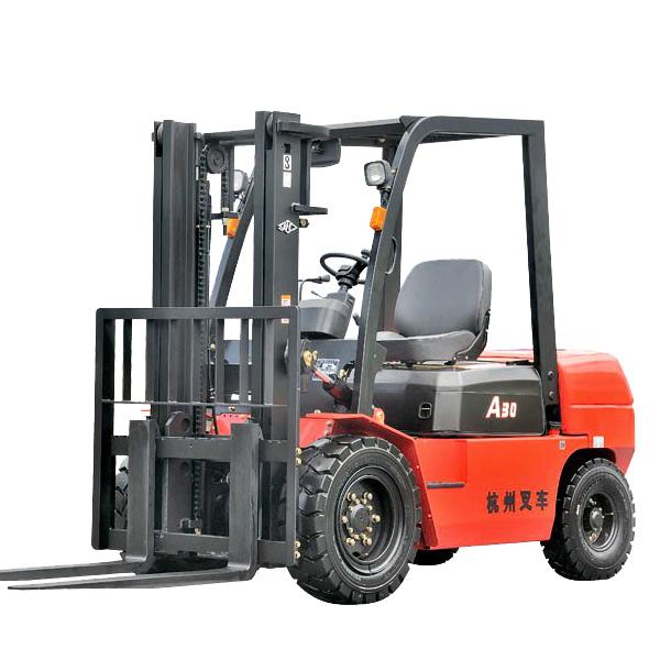 杭州叉车·内燃平衡重A系列1-3.8吨
