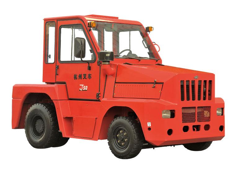 杭州叉车·内燃3.5-8吨牵引车