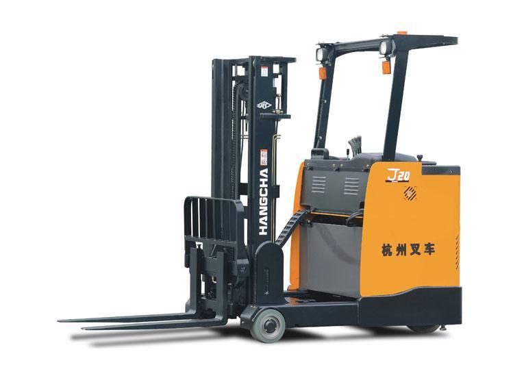 杭州叉车·电动前移式叉车1.2-2吨(站驾式)
