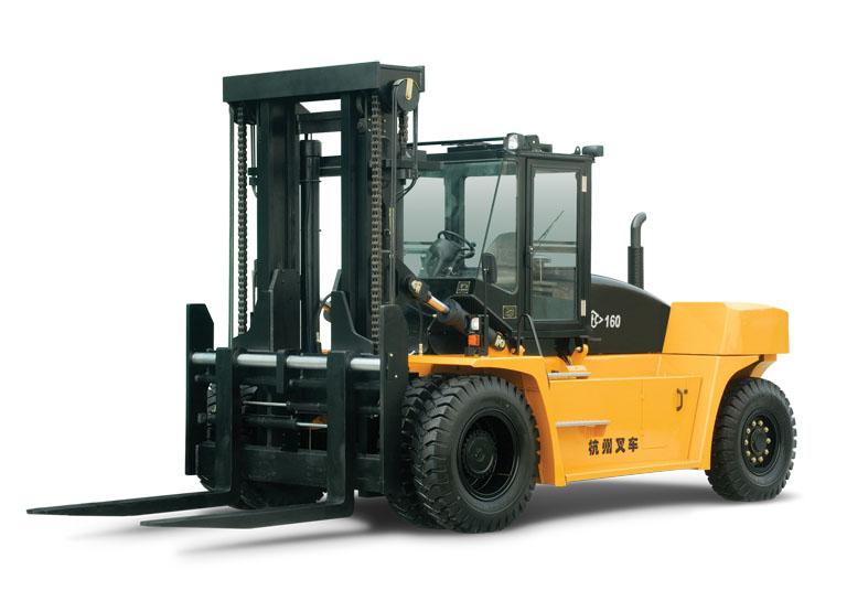 杭州叉车·内燃平衡重叉车14-18吨
