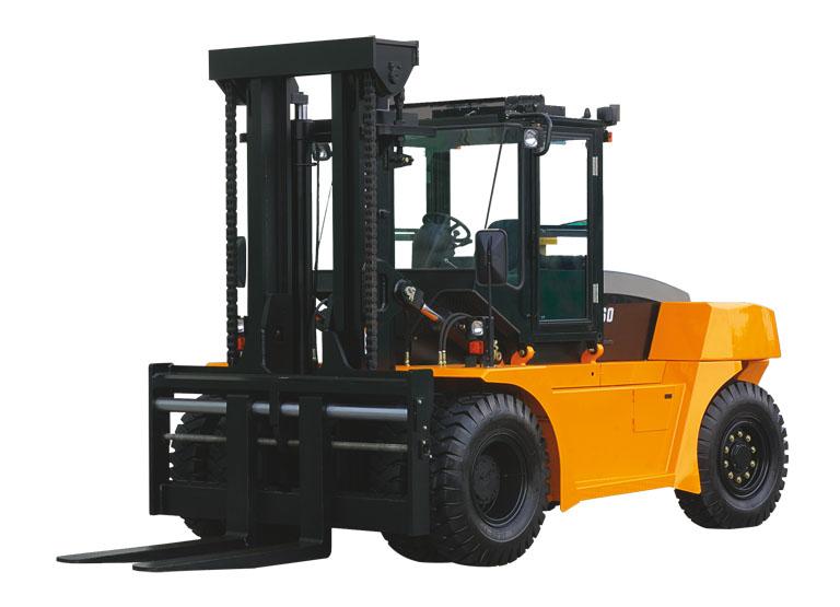 杭州叉车·内燃平衡重叉车12-小16吨