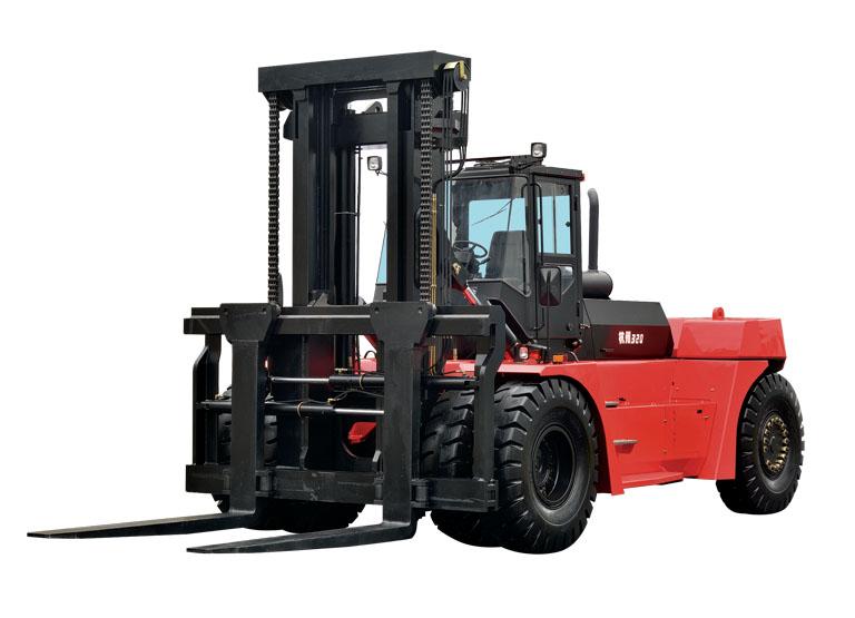 杭州叉车·内燃平衡重叉车28-32吨