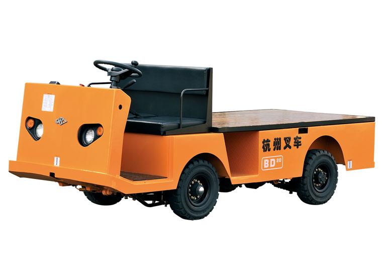 杭州叉车·电动平板搬运车