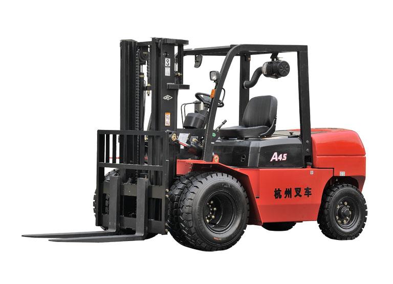 杭州叉车·A系列4.5吨石材叉车