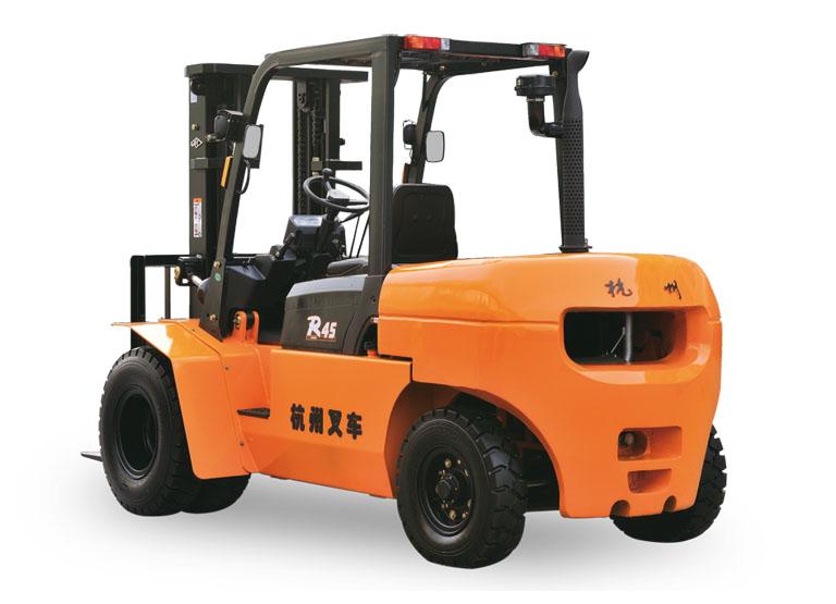 杭州叉车·R系列4.5吨石材叉车