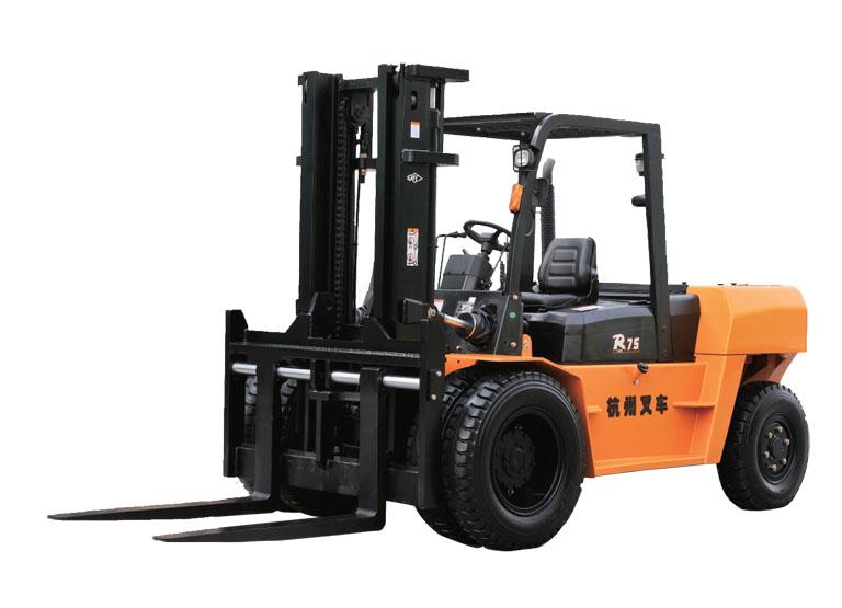 杭州叉车·R系列7.5吨石材叉车