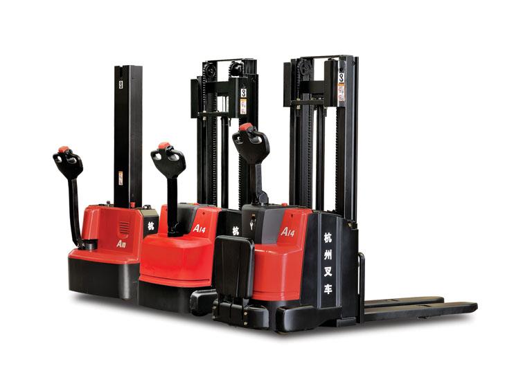 杭州叉车·A系列1-1.6吨电动堆垛车(CDD121416-AEC1(S)经济型)