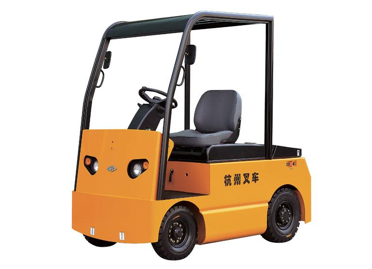 杭州叉车·电动10-15吨牵引车