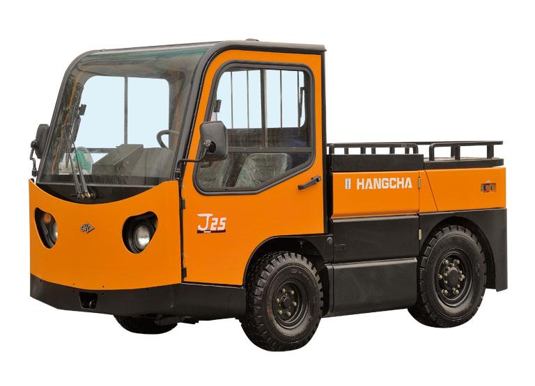 杭州叉车·电动20-25吨牵引车