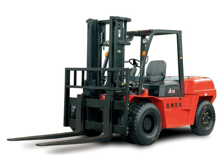 杭州叉车·A系列5-7吨