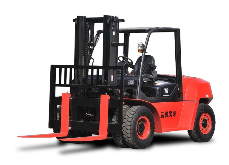 杭州叉车·XF系列5-7吨